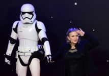 Carrie Fisher and mental health awareness